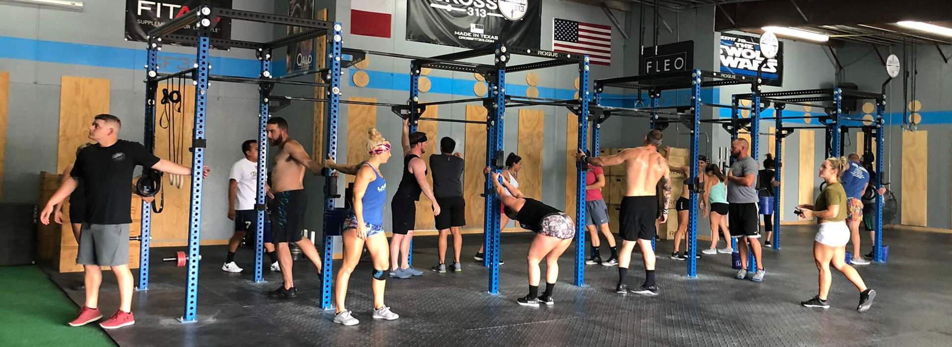 Why CrossFit 313 Is Ranked One Of The Best Gyms In Burleson TX
