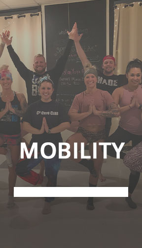 Mobility Classes near Burleson TX
